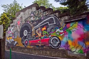 Seifenkisten_Startscene_Wuppertal_Graffiti