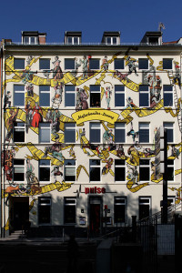 Fassadenmalerei_Masschneider_Innung_Frankfurt